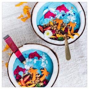 Vegan Coconut Smoothie Bowl