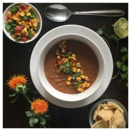 Protein Beans Soup